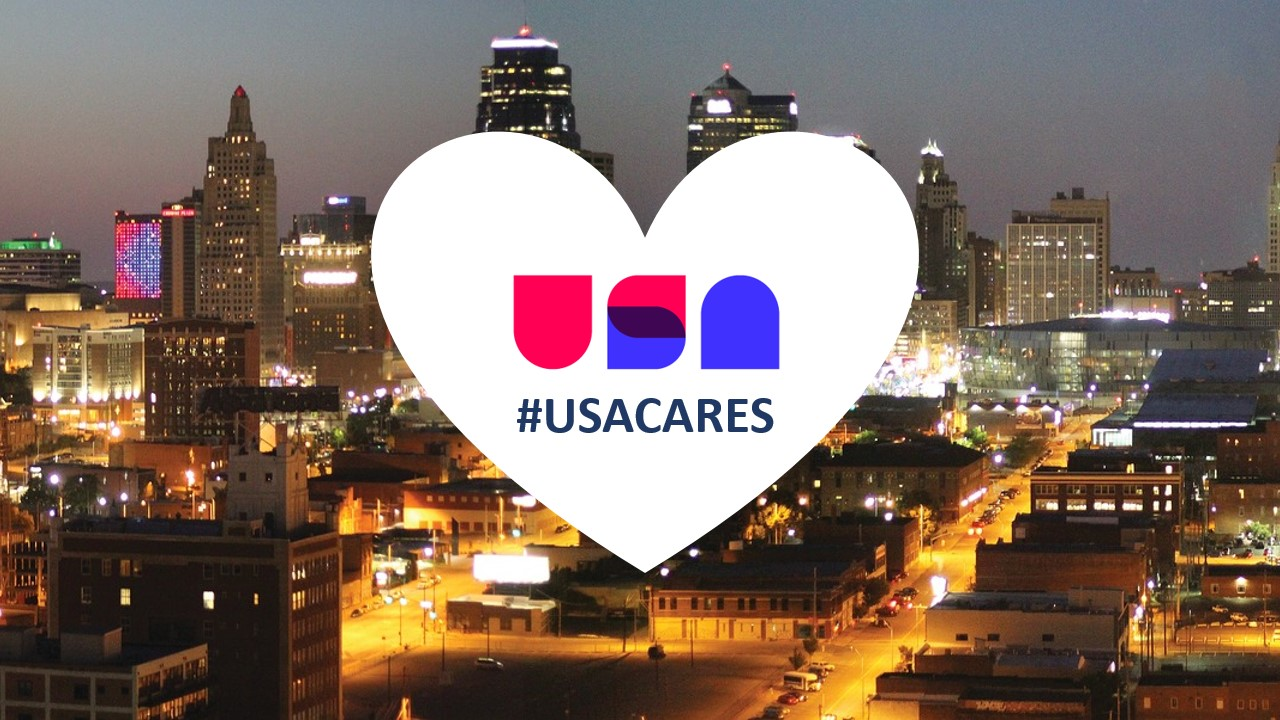 USA Cares March 2020