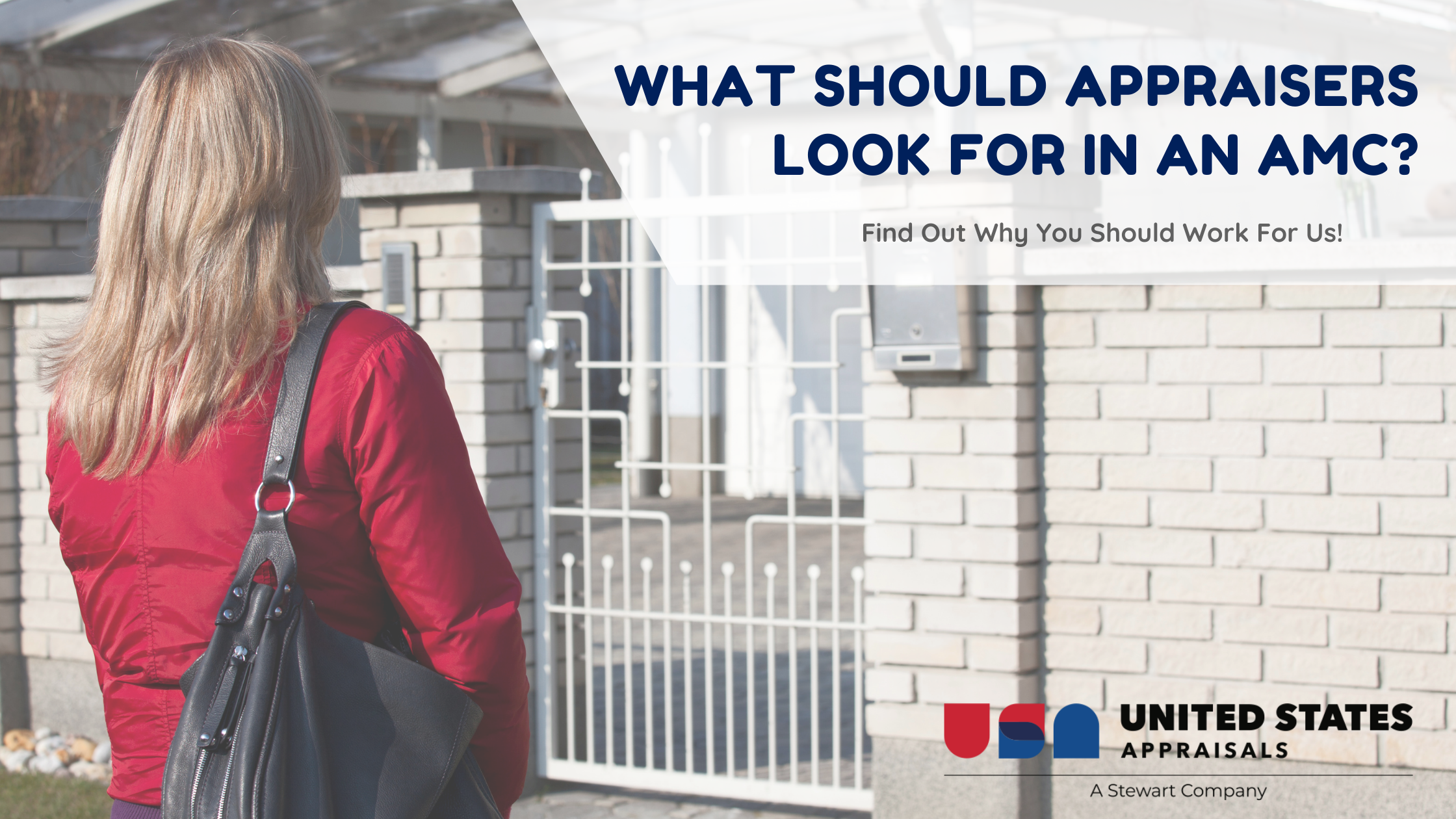 What Should Appraisers Look For in an AMC?